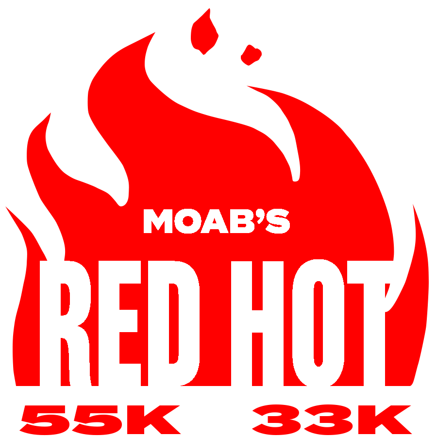 Moab's Red Hot 55k/33k